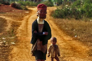 Myanmar, north