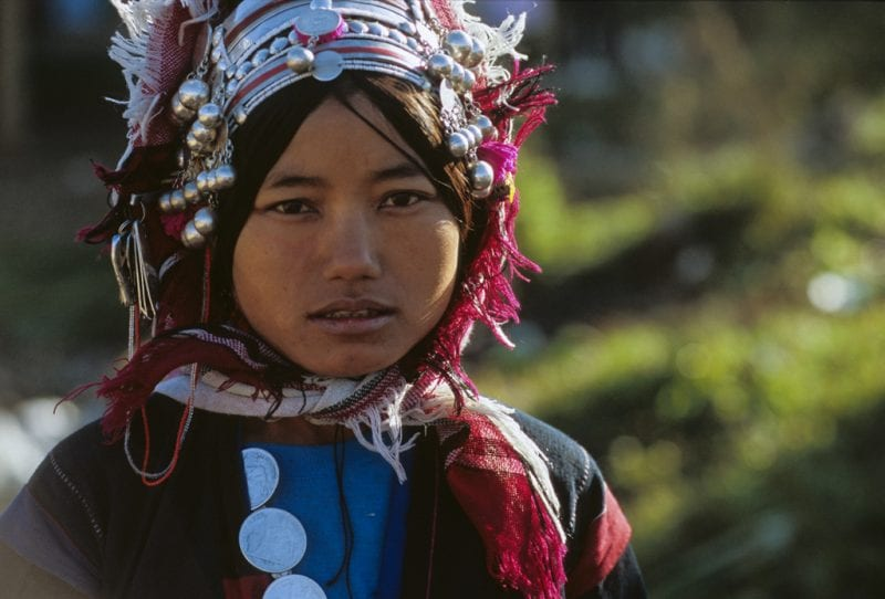 Laos, Akha people