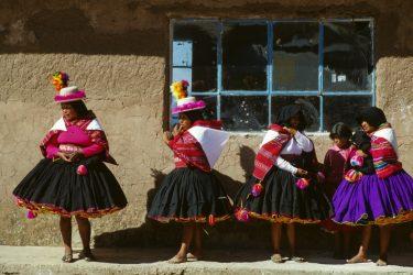 Perù, Taquile Island