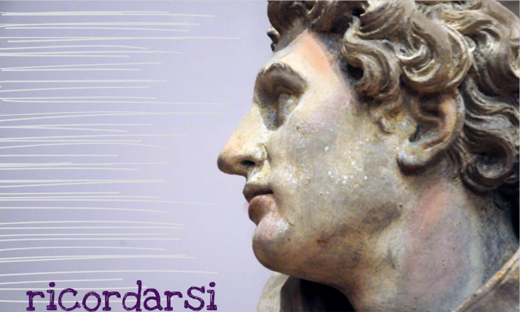 Immagine di una statua. si vede unicamente la testa della statua. L'immagine richiama ad una mente autopoietica
