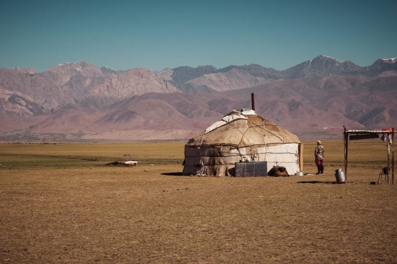 Kirghizistan, Xinjiang (Cina)