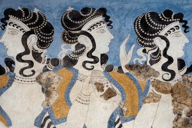 muse greche